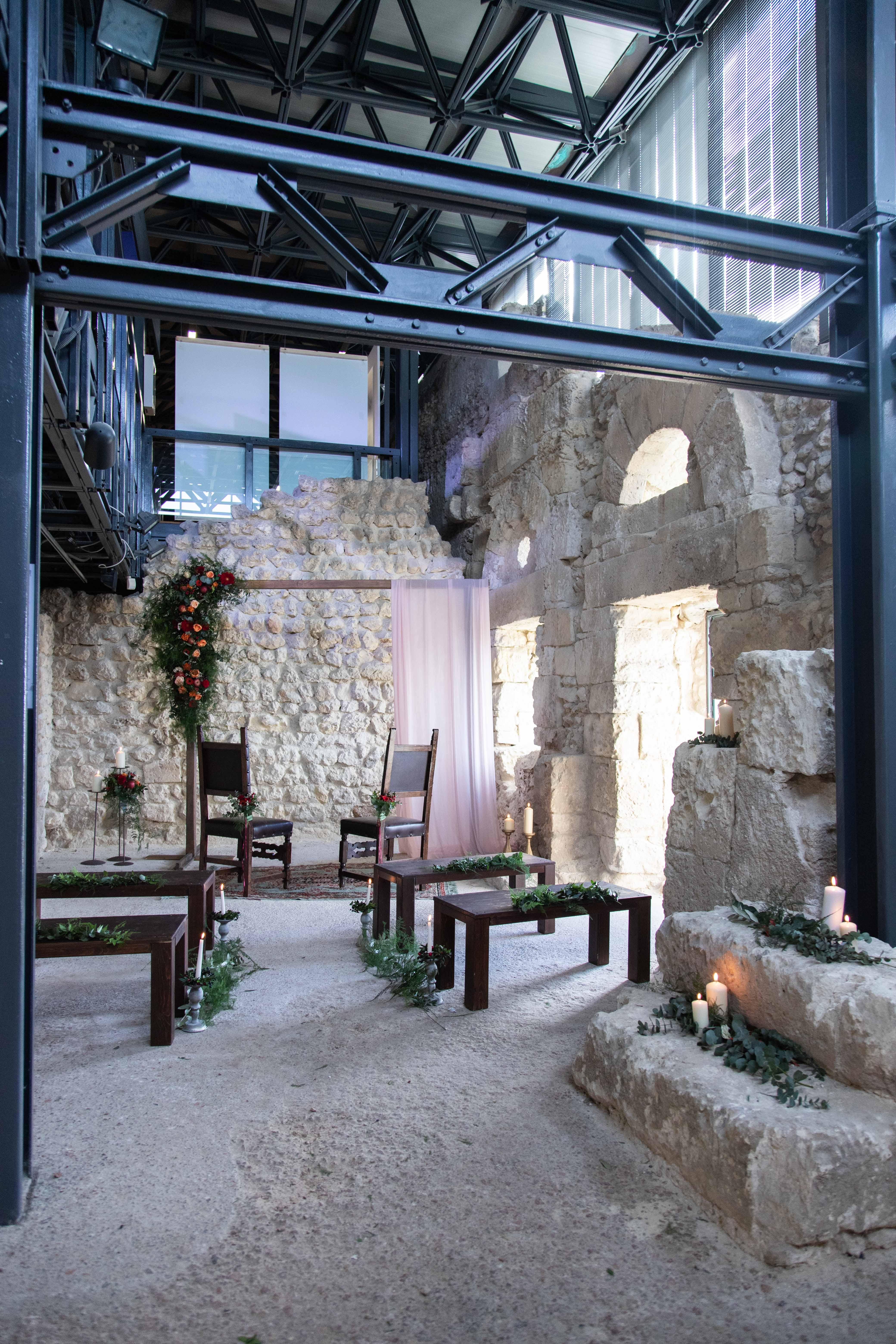 Cripta Castello di San Michele 2